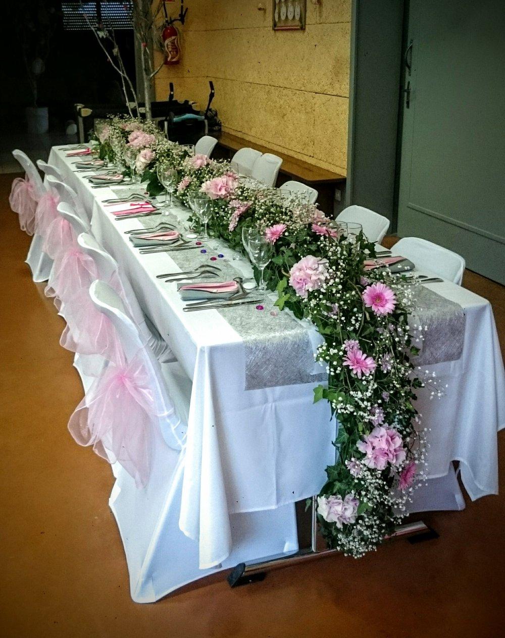 D co florale de table fashion designs for Decoration florale table